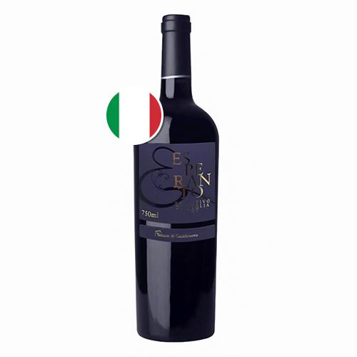 Vinho Esperanto Primitivo Di Puglia Tinto 750ml