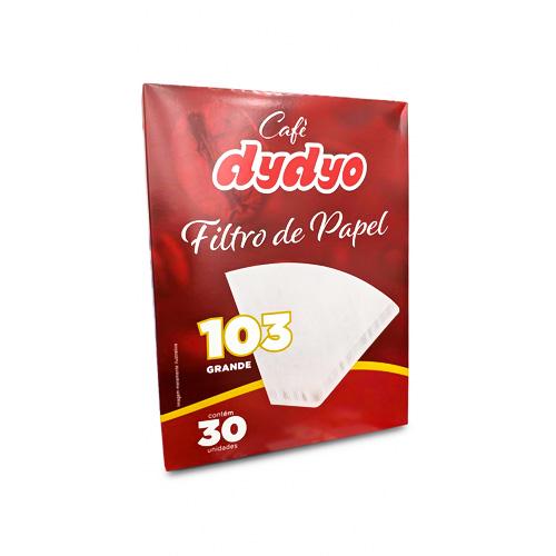 Filtro de Papel Dydyo Nº103 - Pacote c/48