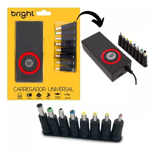 Fonte Universal Bright 0167 p/notebook