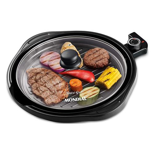 Grill Redondo Mondial Smart Grill G-04