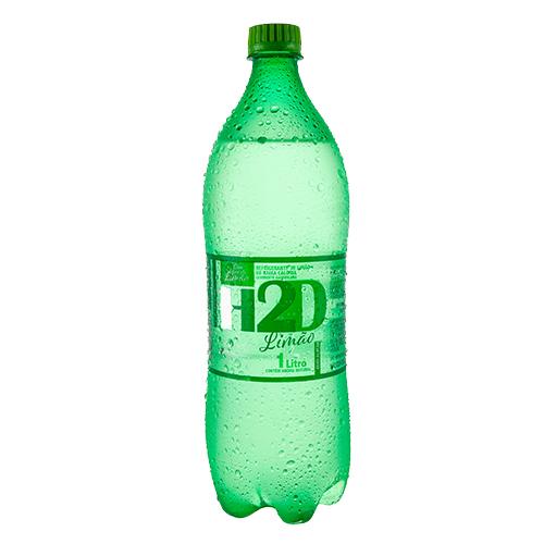 H2D Limão 1000ml  6X1