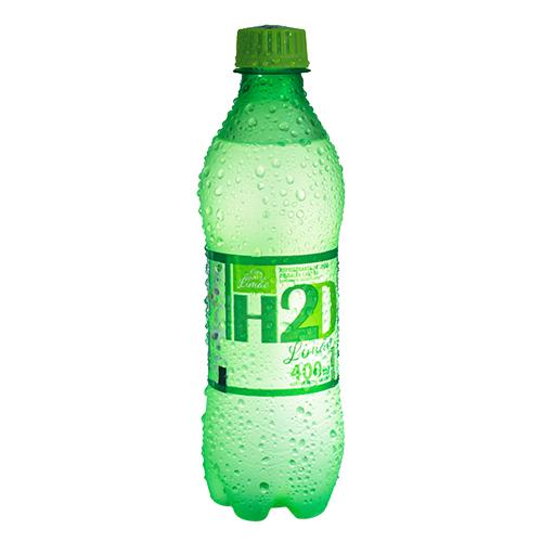 H2D Limão 400ml  12X1