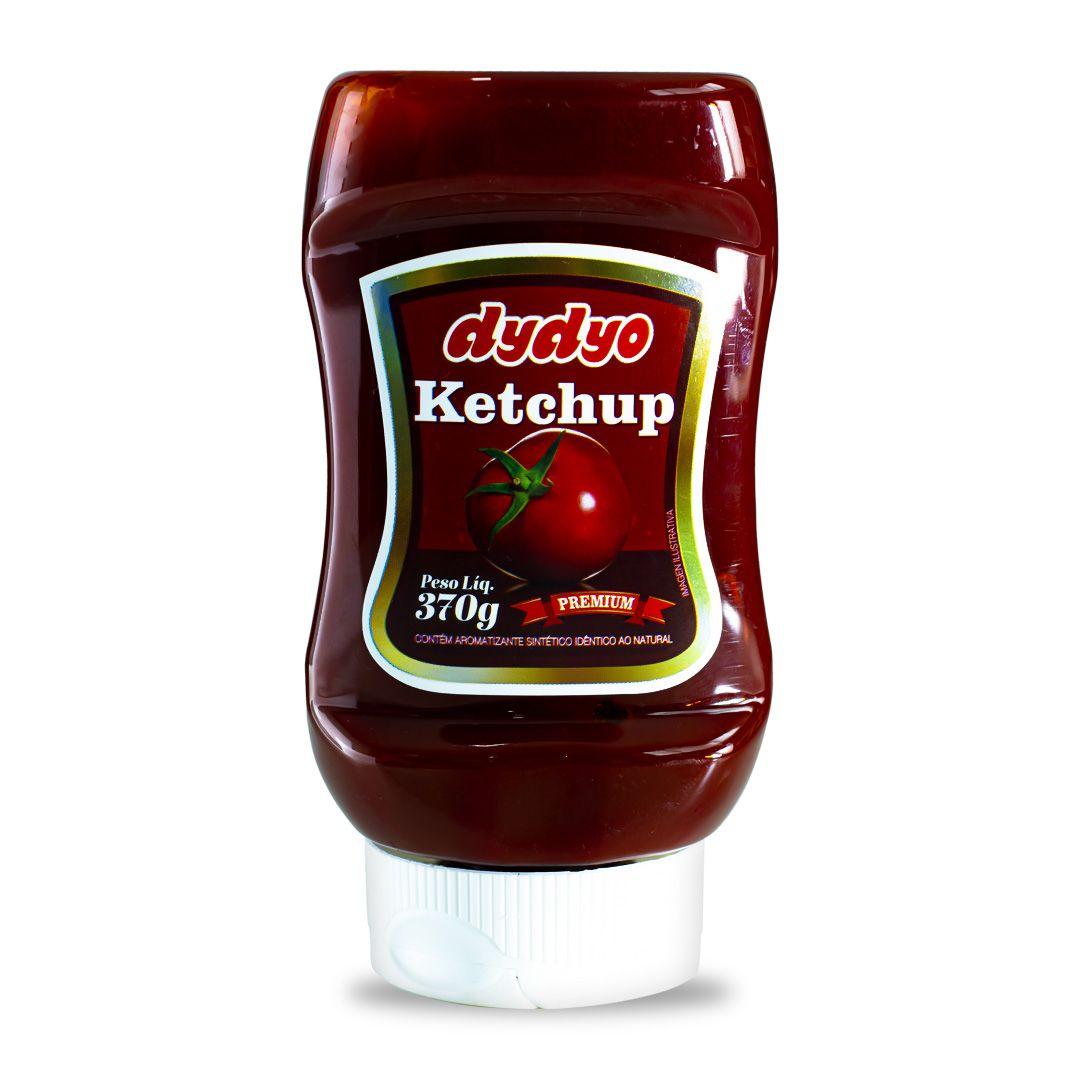 Ketchup Premium Dydyo Top Down 12x370g