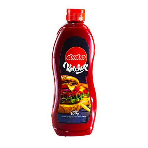Ketchup Tradicional Dydyo 12x400g