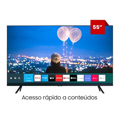 Samsung Smart TV Crystal UHD TU8000 55
