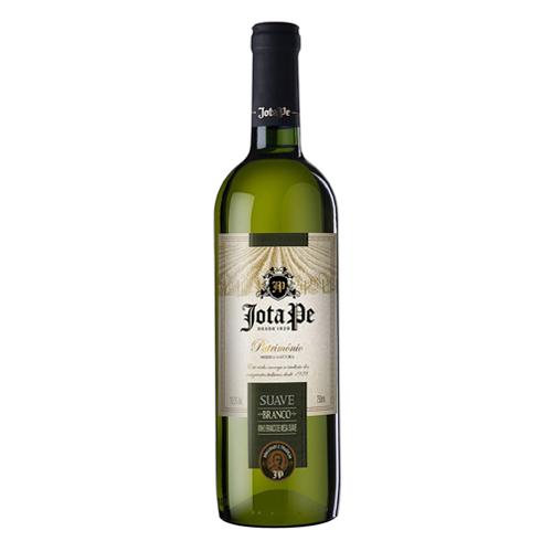 Vinho Jota Pe Branco Suave 750 ml