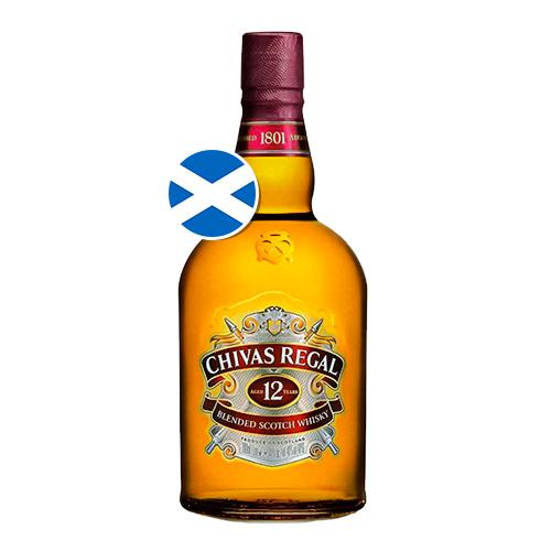 Whisky Escocês Chivas Regal 12 anos 1