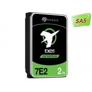"HDD 3,5"" EXOS SEAGATE 2TB 7200RPM"