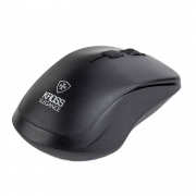Mouse sem Fio Kross USB 1.600 DPI Preto KE-M208