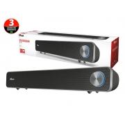 SOUNDBAR PARA TV E PC TRUST  ARYS SOUNDBAR PARA PC 12W