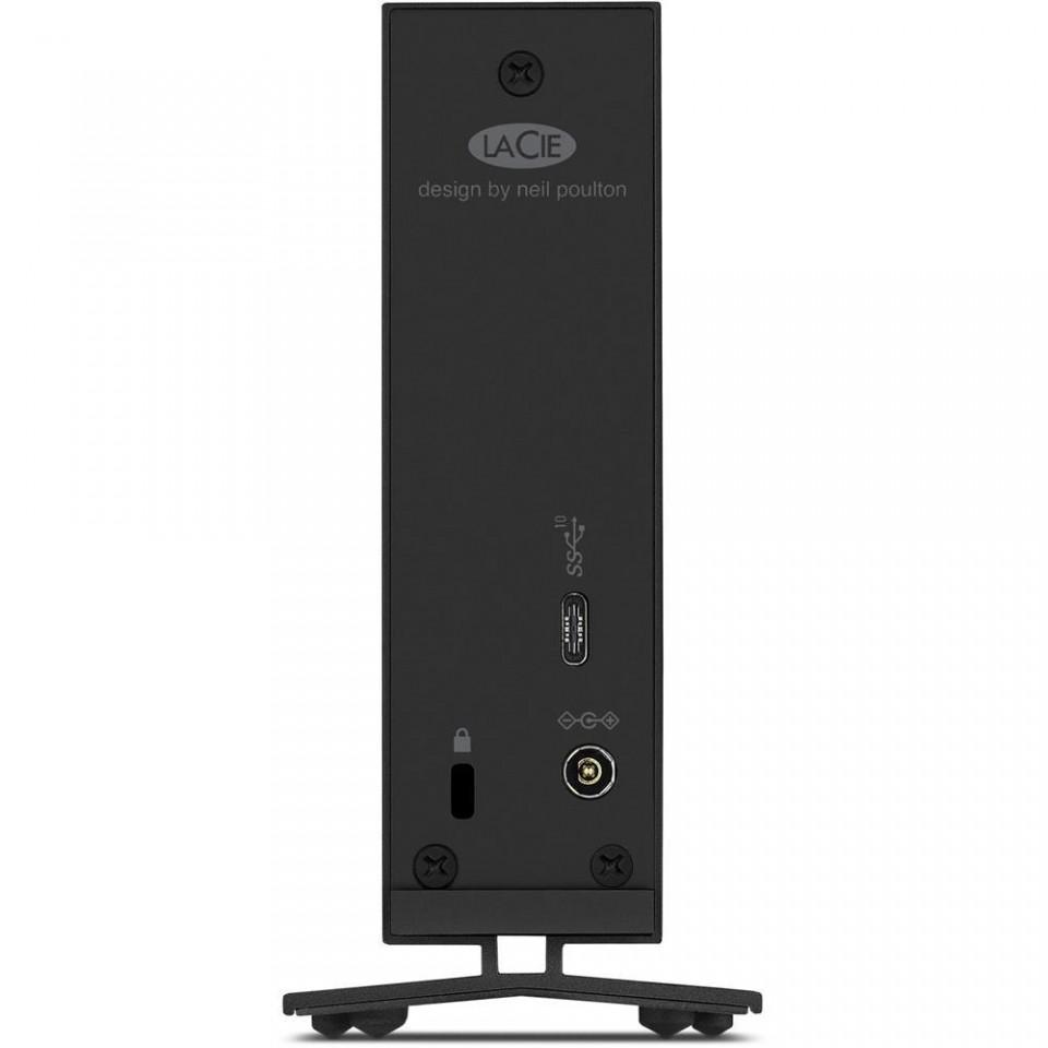 HD Externo 4TB LaCie D2 Professional USB-C