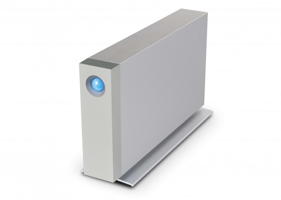 HD Externo LaCie d2 10TB Thunderbolt 3