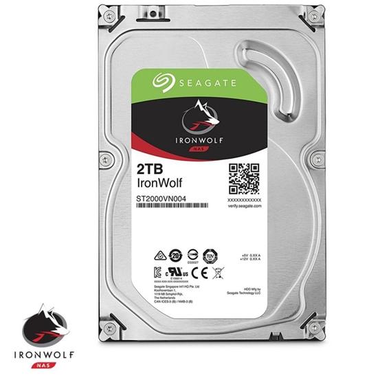 HD Seagate IronWolf NAS HDD 2TB Marca: SeagateModelo:ST2000VN004