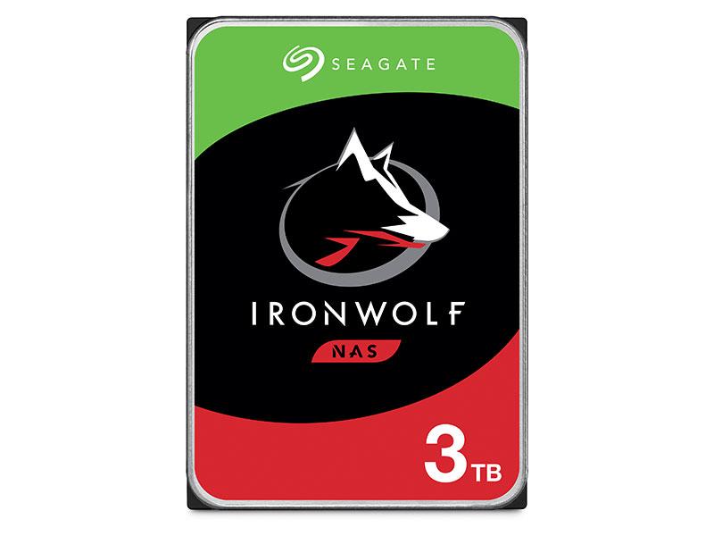 HD Seagate IronWolf NAS HDD 3TB