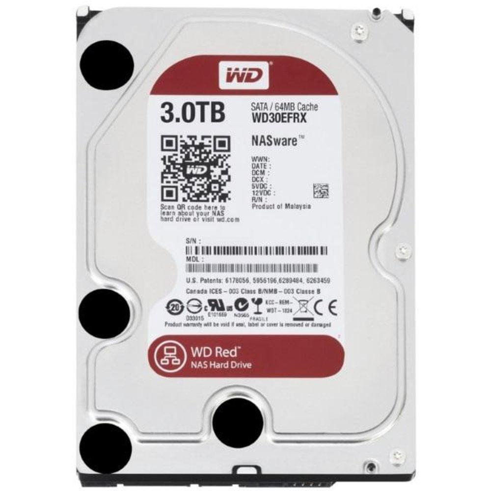 """HD WD Red 3.5"""" 3TB"""