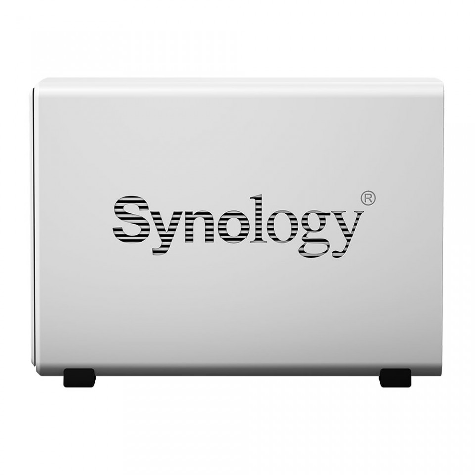 Servidor NAS Synology DiskStation DS220j com 2 baias