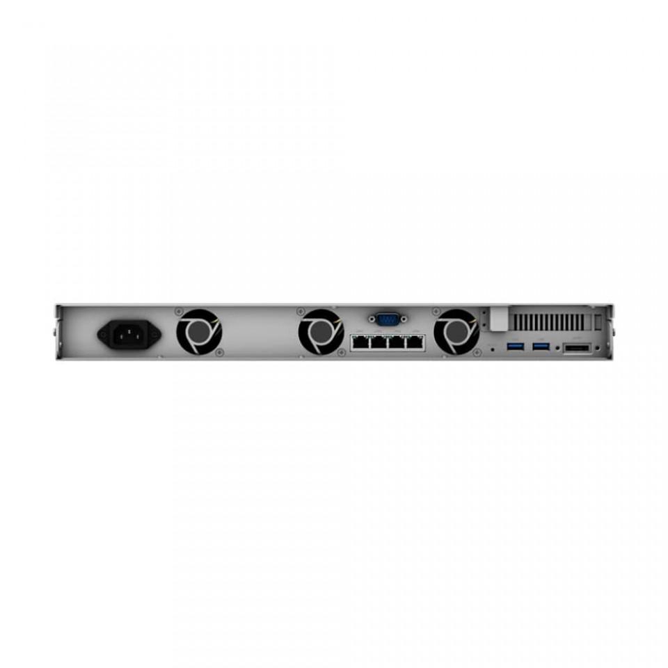Servidor NAS Synology RackStation RS818+ 4 Baias (expansível a 8 baias) - RS818+