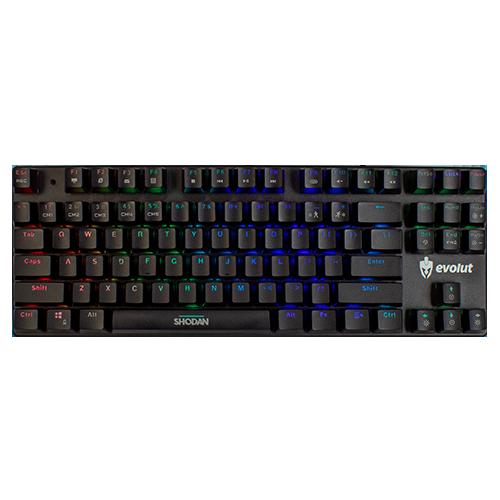 TECLADO MEC NICO SHODAN RGB – EG-203RG