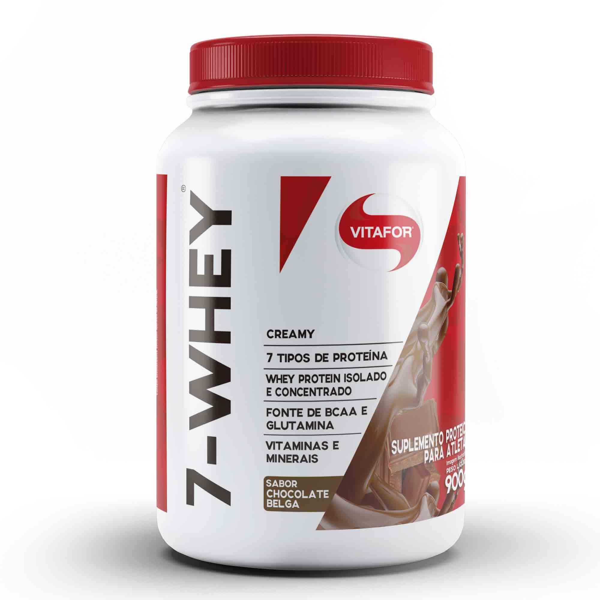 7 Whey Creamy Vitafor