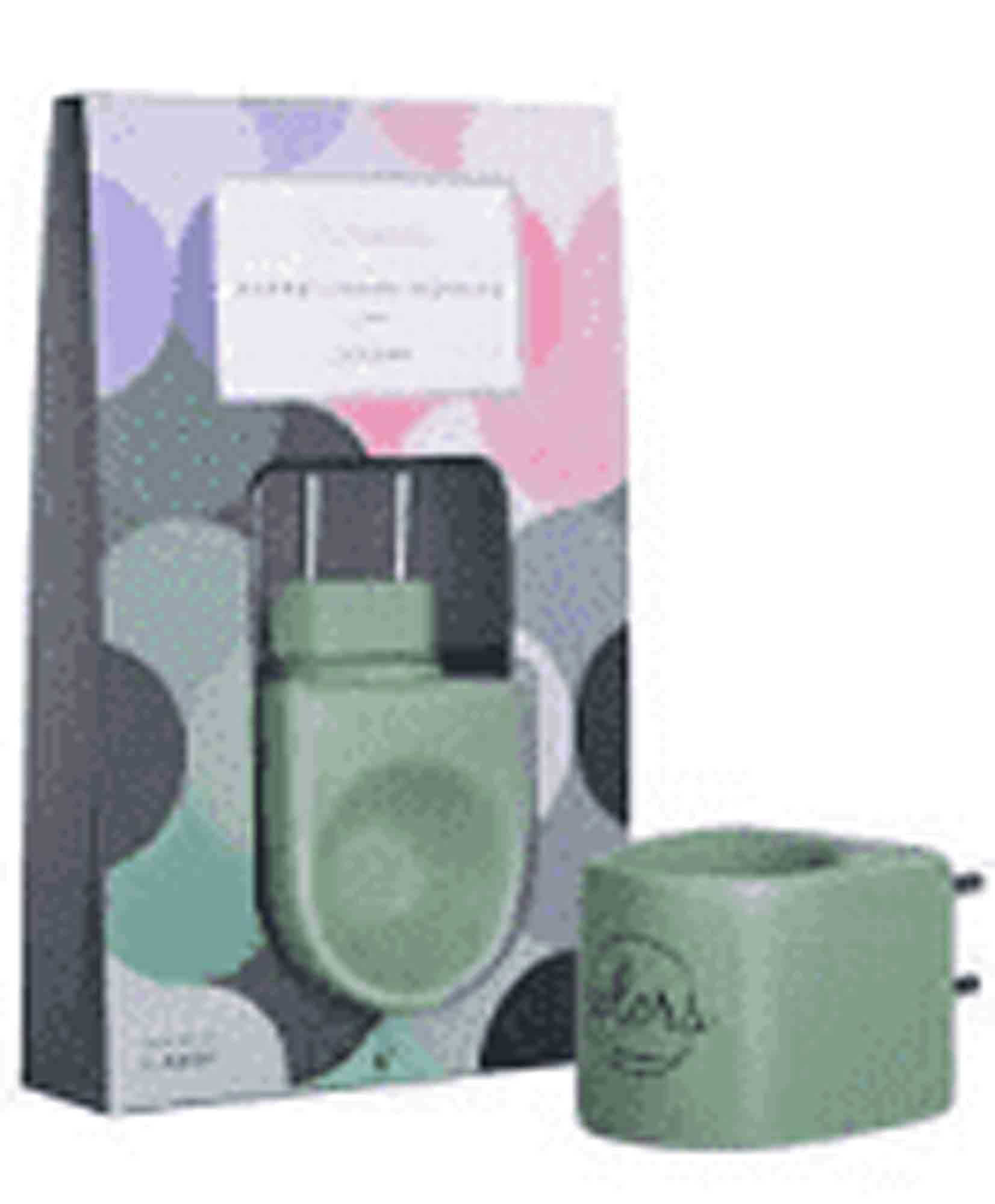 Aromatizador Elétrico Colors Candy Verde Via Aroma
