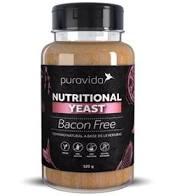 Bacon Free Nutritional Yeast 120g Pura vida