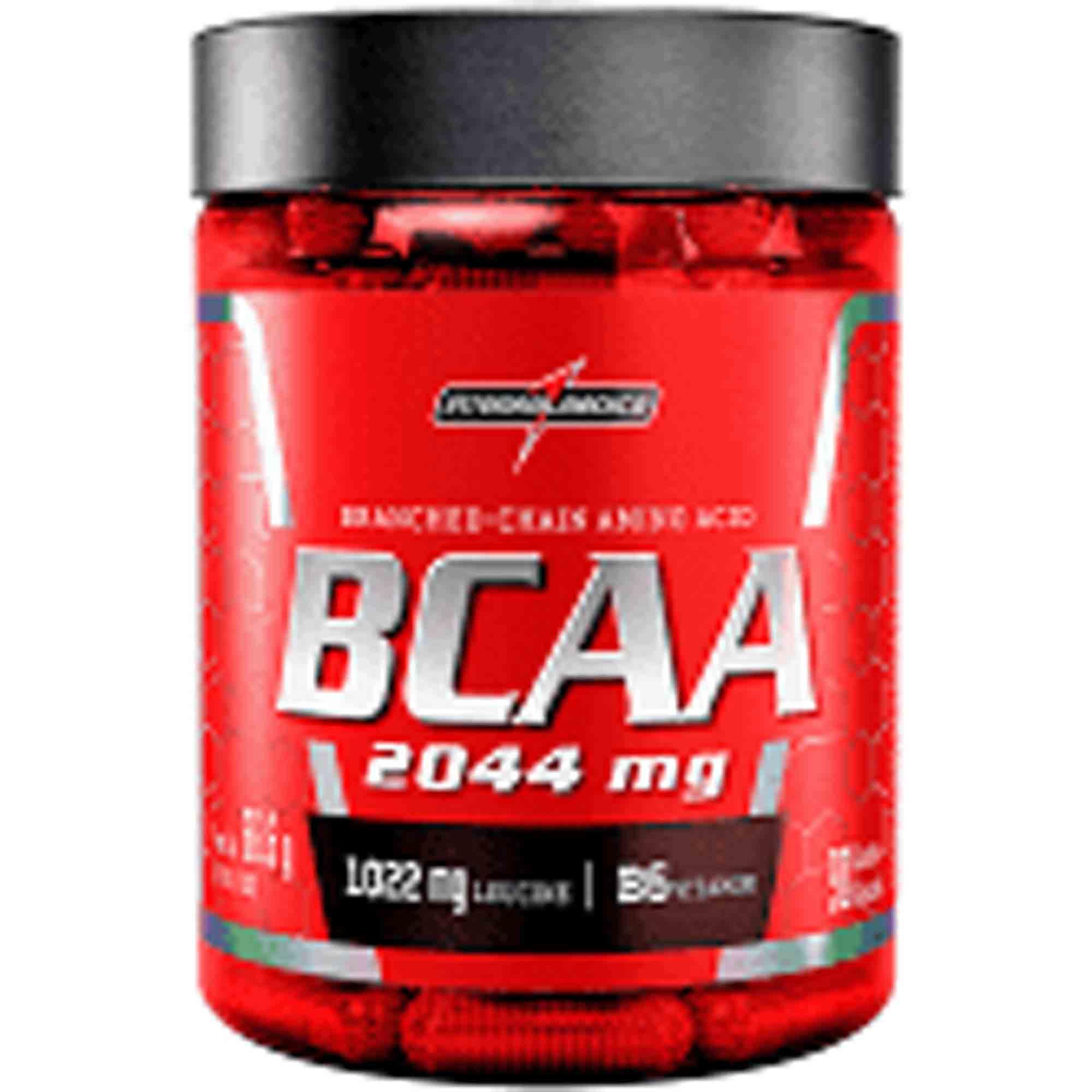 BCAA 90caps 2044mg Integralmedica