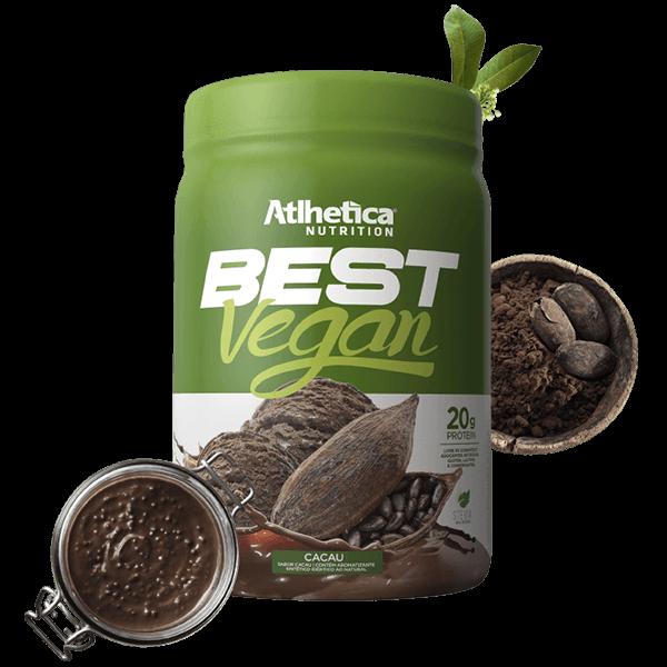 Best Vegan Cacau Pote 500g Atlhetica