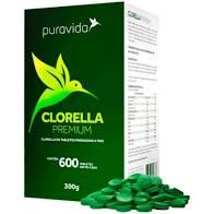 Clorella Premium Big 600tabl 500mg 300g Pura vida