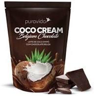 Coco Cream Chocolate Belga 250g Pura vida