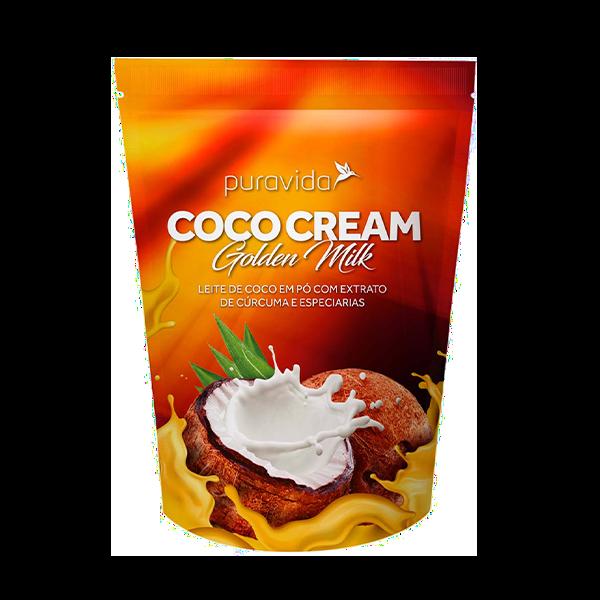 Coco Cream Golden Milk 250g Pura vida