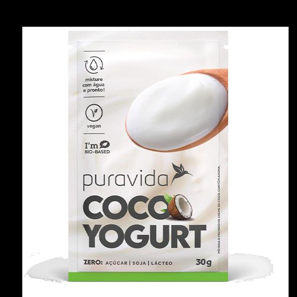Coco Yogurt 30G Pura Vida