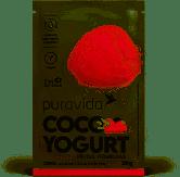 Coco Yogurt Frutas Vermelhas 30G Pura Vida