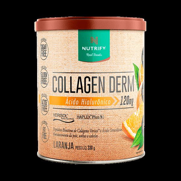 Collagen Derm Laranja  330G  Nutrify