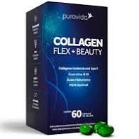 Collagen Flex Beauty 60 Caps de 700mg Pura Vida