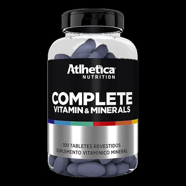 Complete Multi-Vit 100comp Atlhetica