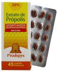 Extrato de Própolis Supl. Aliment Sem Álcool 45caps 50mg Prodapys