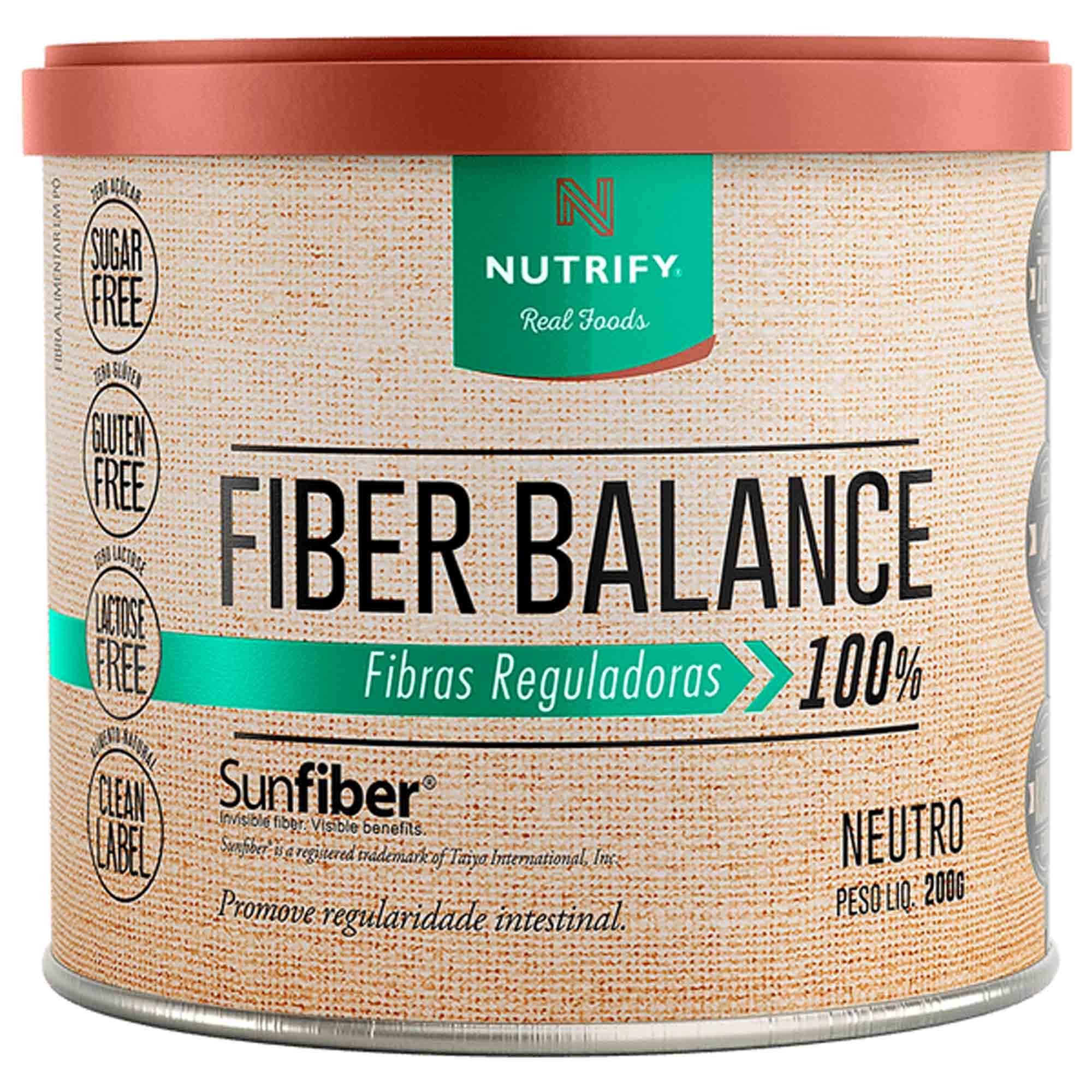 Fiber Balance Neutro 200g Nutrify