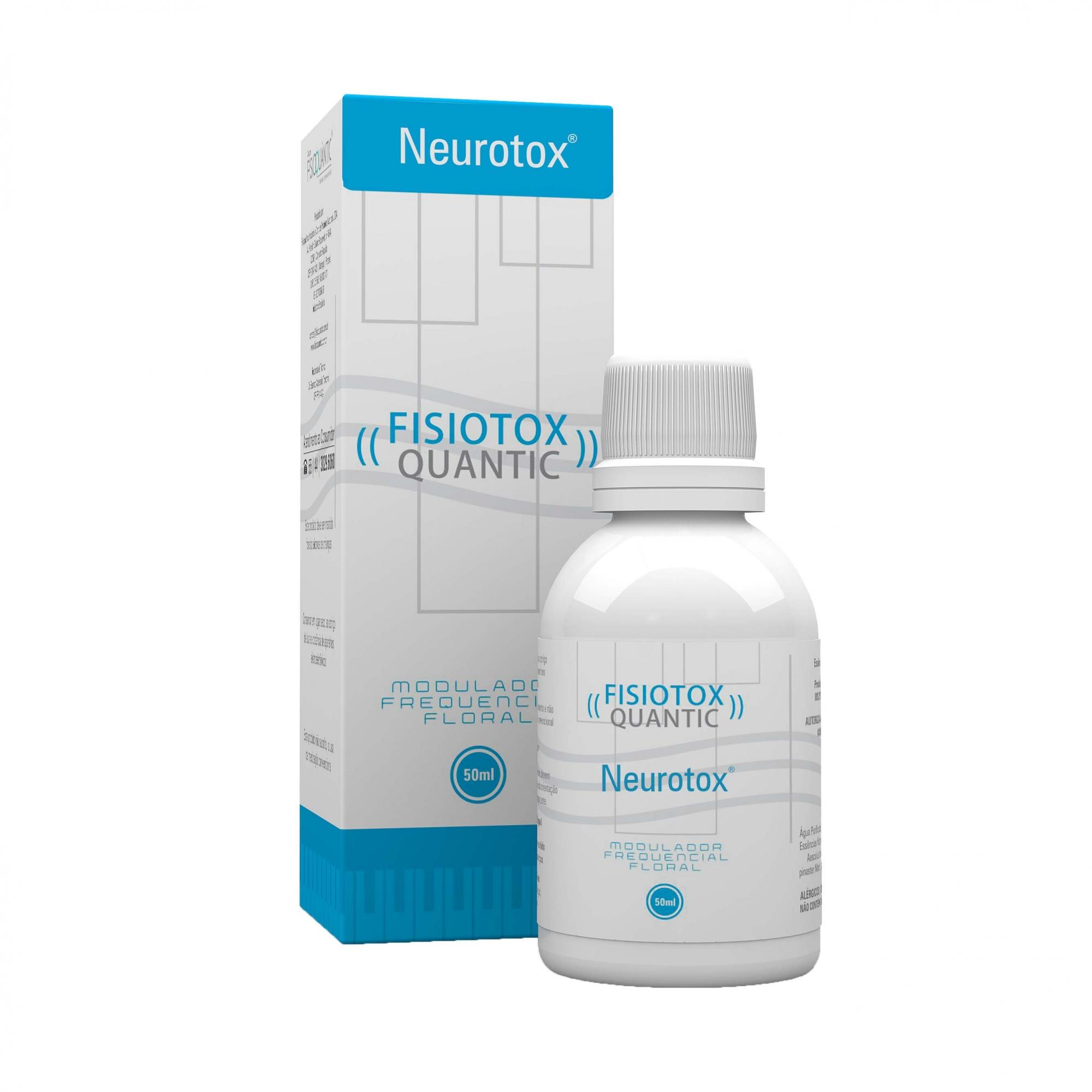 FisiotoxQuantic Neurotox 50ml Fisioquantic