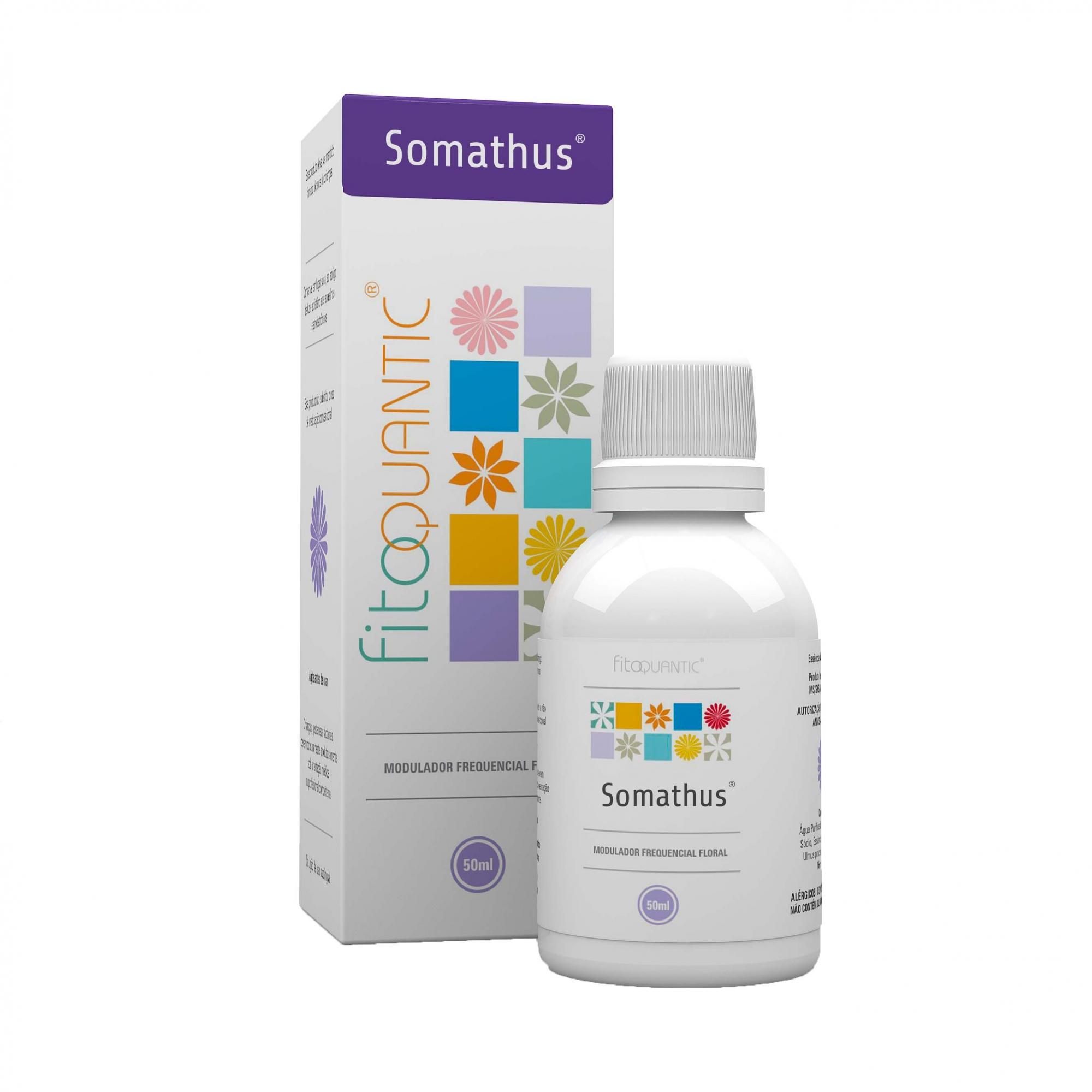 Fitoquantic Somathus 50ml Fisioquantic