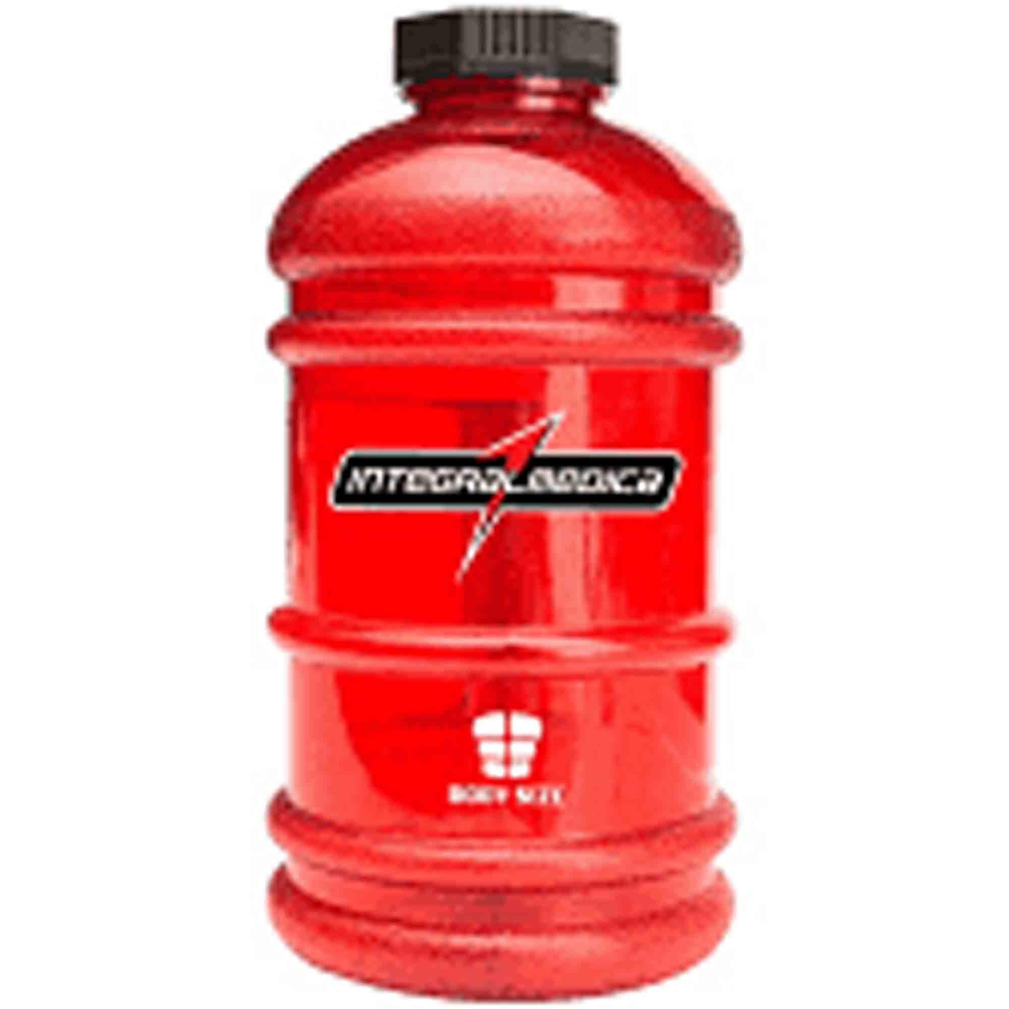 Galão Body Size Vermelho 2,2L Integralmedica
