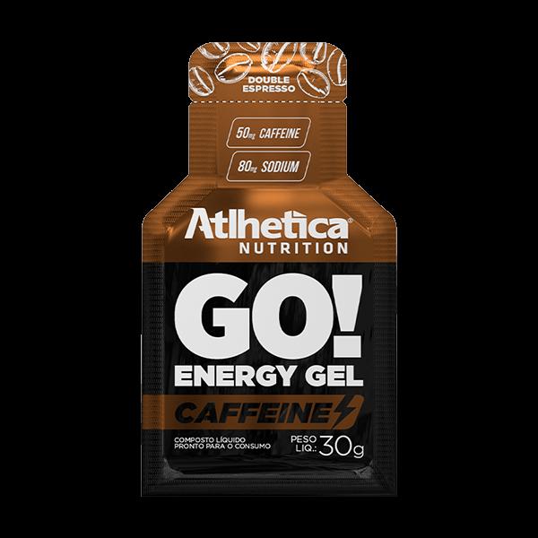Go! Energy Caffeine Double Espresso 30g Atlhetica