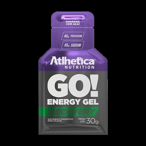 Go! Energy Caffeine Guaraná c/ Açaí 30g Atlhetica