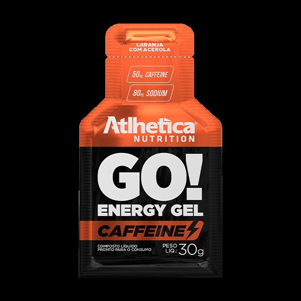 Go! Energy Caffeine Laranja c/ Acerola 30g Atlhetica