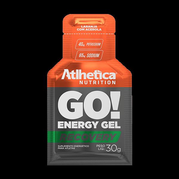 Go! Energy Laranja c/ Acerola 30g Atlhetica
