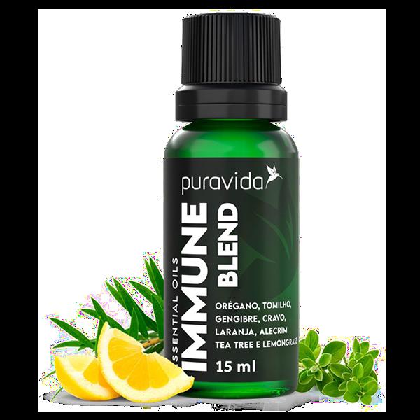 Immune Blend 15ml Pura Vida