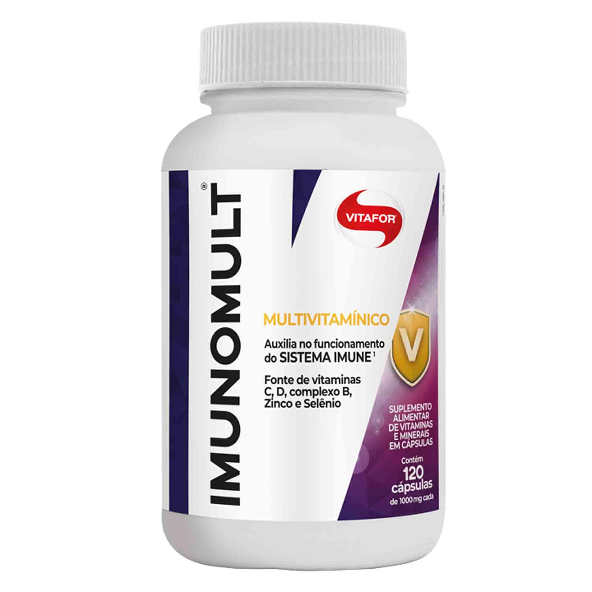 Imunomult Multivitaminico Vitafor