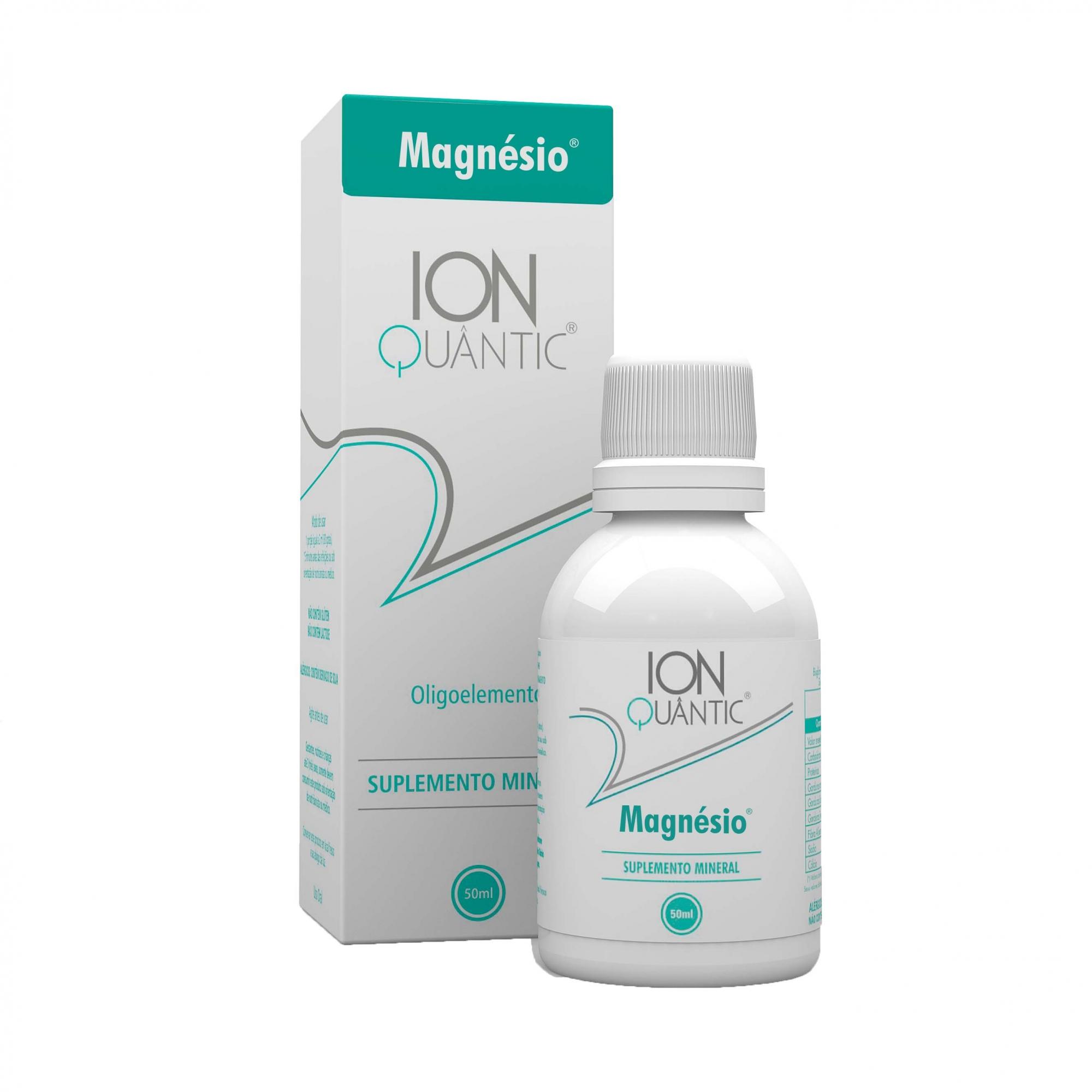 Ionquantic Magnésio 50ml Fisioquantic
