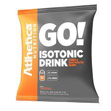Isotonic Drink Tangerina 900g Atlhetica