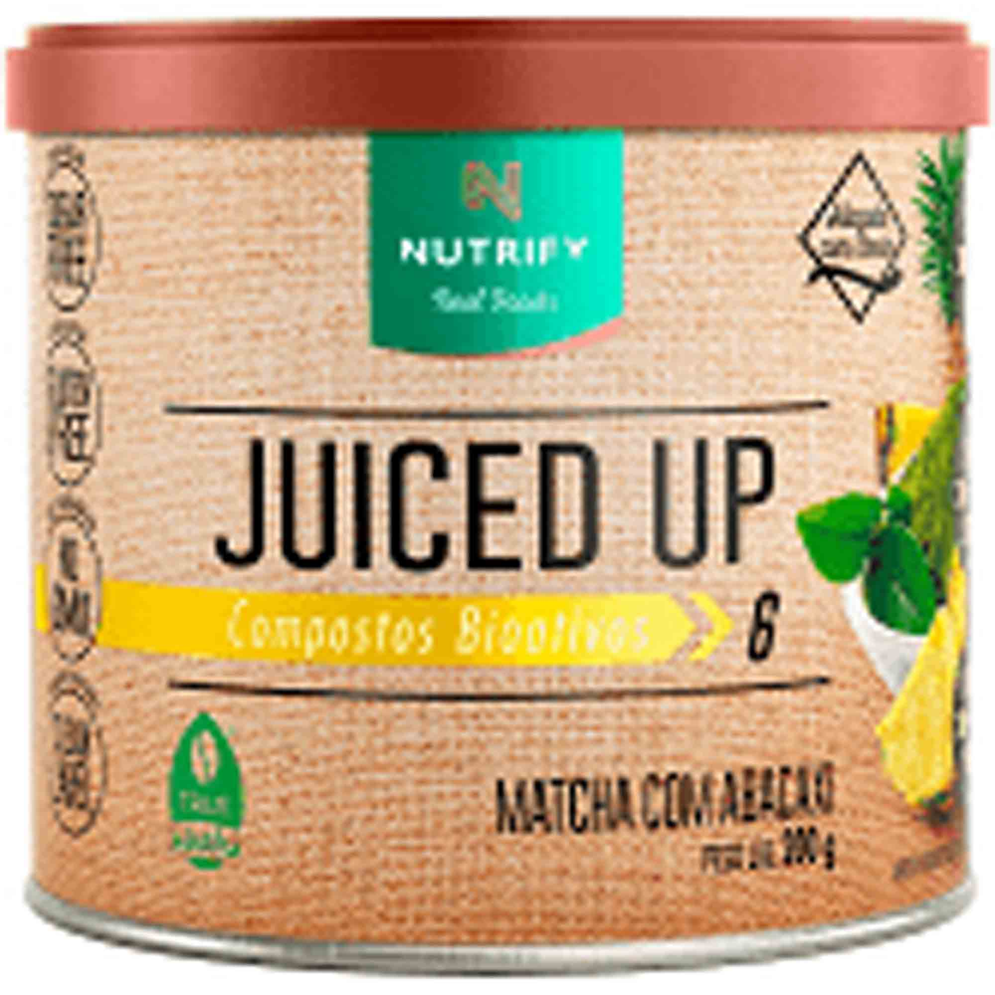 Juiced Up Abacaxi 200g Nutrify
