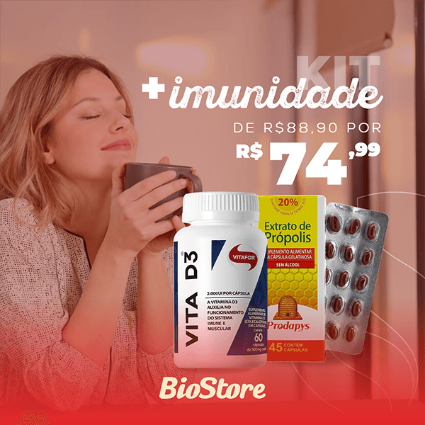 Kit + Imunidade